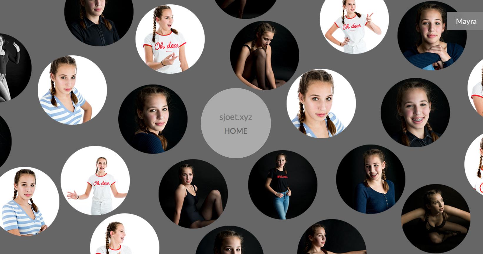 Mayra de Bruijn | Sjoet.xyz