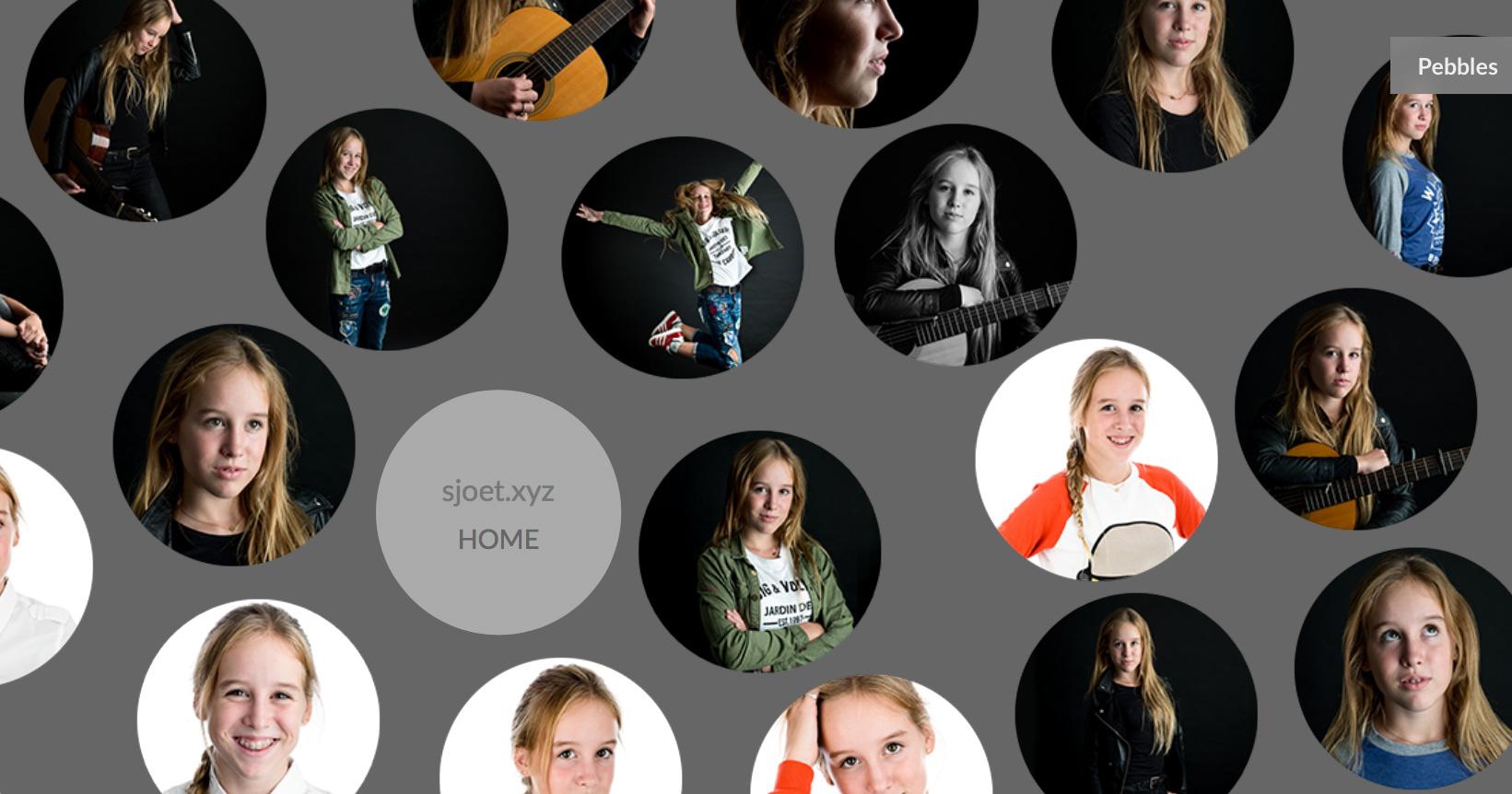 Pebbles Janssen | Sjoet.xyz