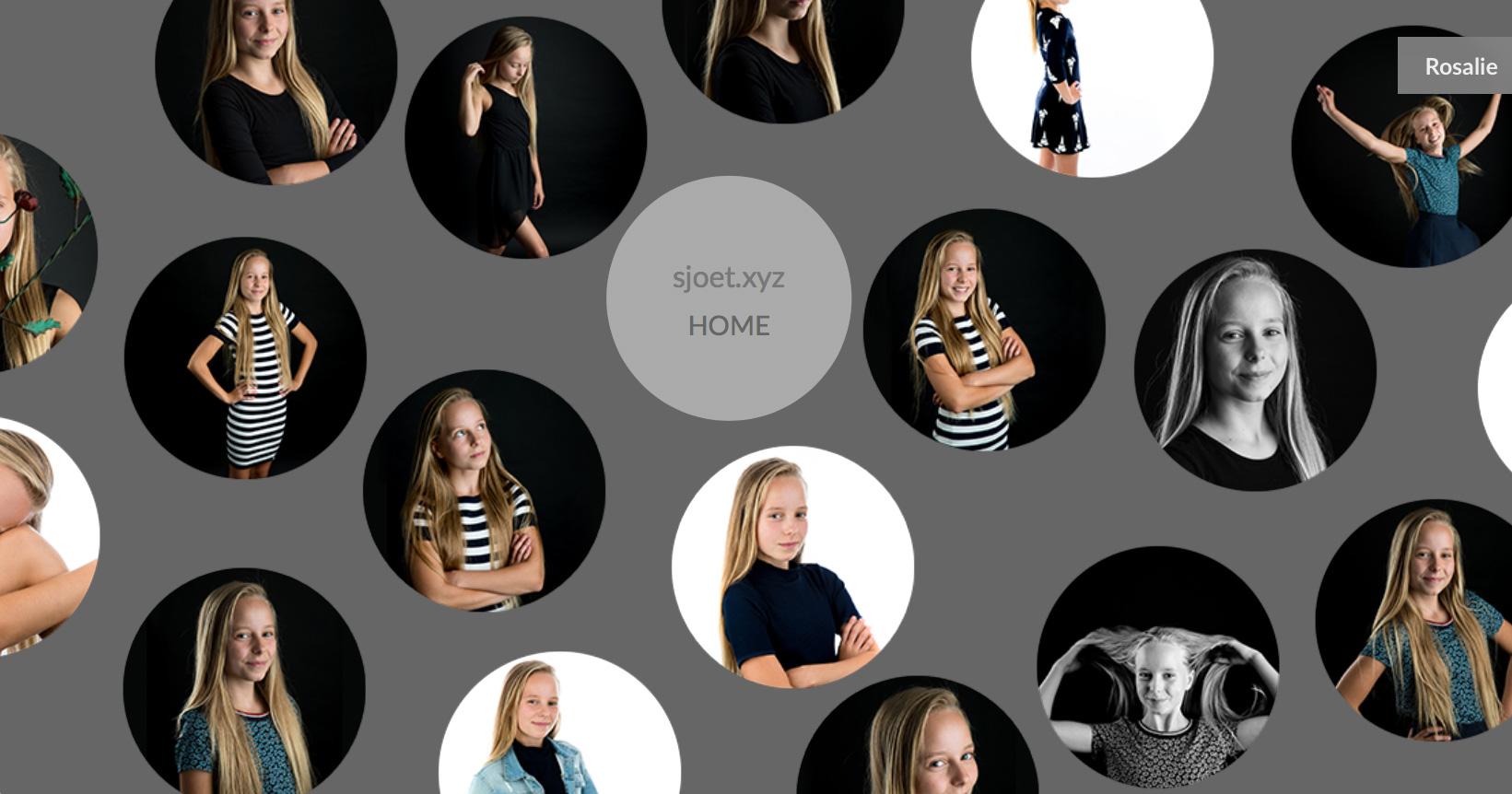 Rosalie van der Hoeven | Sjoet.xyz